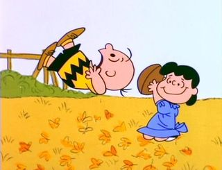 Charlie Brown and Lucy JPG