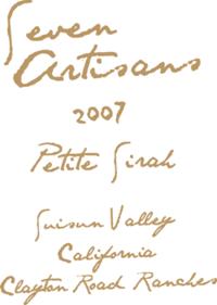 7-Artisans-2007-Petite-Sirah