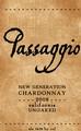 08 Passaggio Chardonnay Label