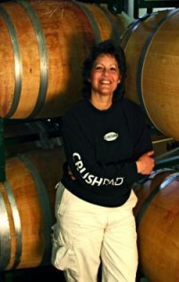 Cindy Cosco With Barrels
