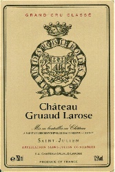 95 gruaud larose label